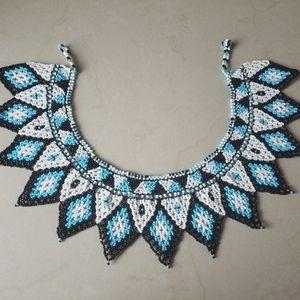 Huichol necklace